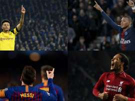 Eight teams have already qualified for next season's Champions League. BeSoccer