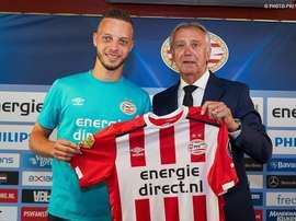 Bart Ramselaar ya es nuevo jugador del PSV Eindhoven. PSV