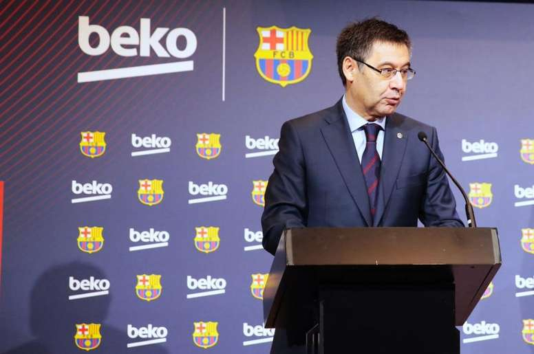 Bartomeu doesn't want to hear or speak about Neymar. FCBarcelona