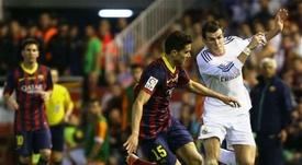 La jugada que marcó a Bartra y Bale cumple cuatro años. EFE