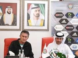 UAE appoint Bauza as head coach. UAE Football Association