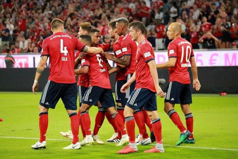 Le Bayern veut prolonger Javi Martínez. EFE