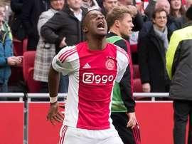 Bazoer, en la agenda de media Europa. Ajax/Archivo