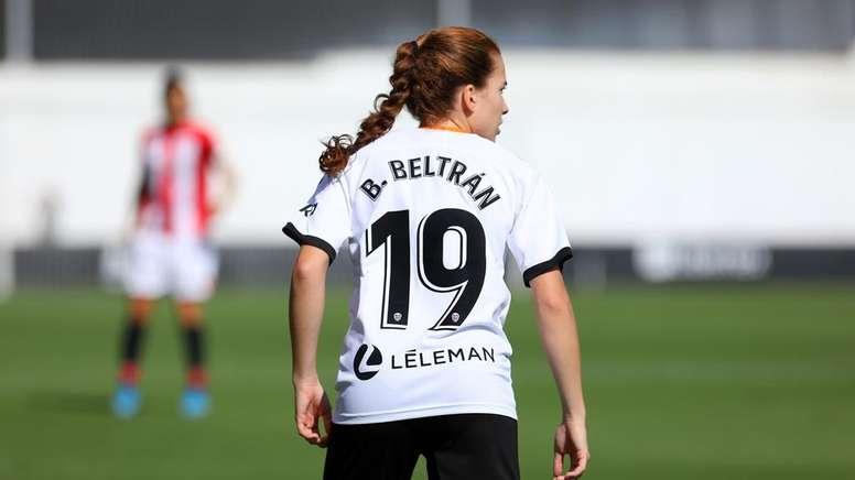 Bea Beltrán cree que pueden hacer grandes cosas en la 2020-21. Twitter/VCF_Femenino