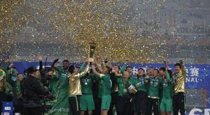 El Beijing Guoan se proclamó campeón. CSLFutbol