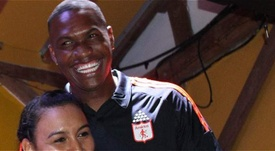 Bejarano firmó un gran papel con el América. AmericaCali