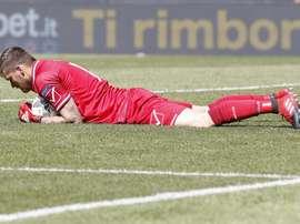 Belec está en el punto de mira de varios equipos de la Serie A. CarpiFC