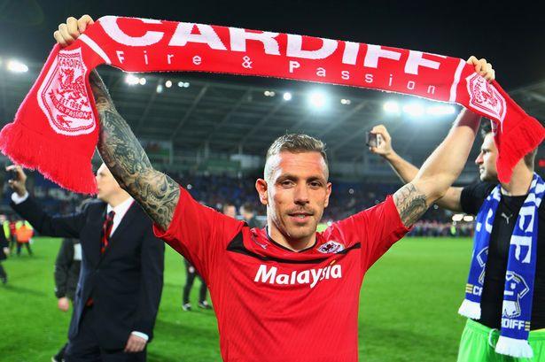 Bellamy, al Anderlecht. Cardiff