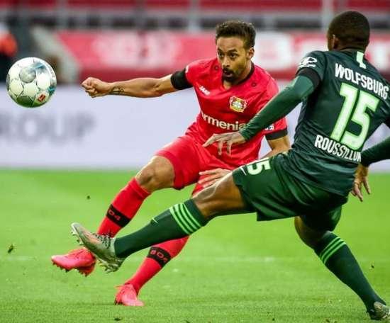 Confira como foi o restante da 28ª rodada da Bundesliga. Twitter/bayer04_es