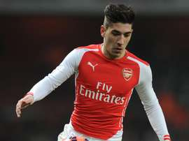 Hector Bellerin has been targeted on social media. ArsenalFC