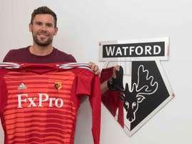 Elton John sees Foster as Watford's weak link. WatfordFC