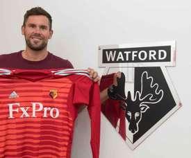 Foster est de retour. WatfordFC