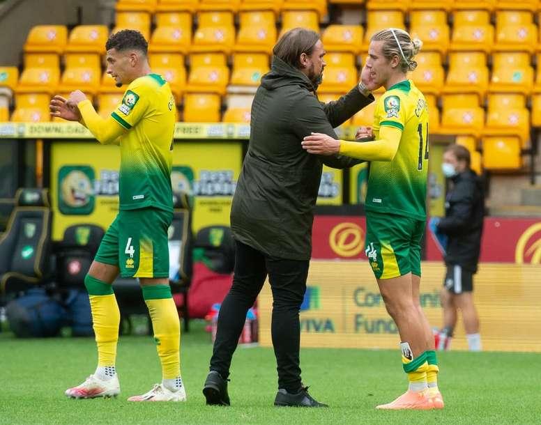 El Norwich City pide un pastizal por la obsesión de Mourinho. NorwichCity