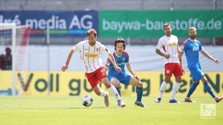 Bundesliga 2 Saturday Round Up Besoccer