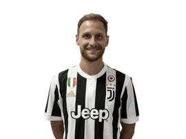 Höwedes refuerza la defensa de la Juventus. Twitter/Juventus