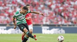 Clasico au Portugal. Twitter@Sporting_CP