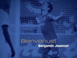 Benjamin Jeannot quitte Dijon pour Caen. SMCaen