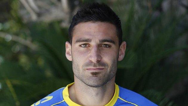 Benjamín Martínez, nuevo jugador de la Cultural Leonesa. CyDLeonesa