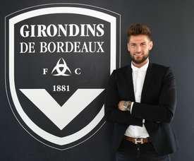 Benoit Costil, nuevo guardameta del Girondins de Burdeos. Girondins
