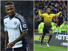 Berahino (L) and Ighalo (R) may be involved in a swap deal. BeSoccer