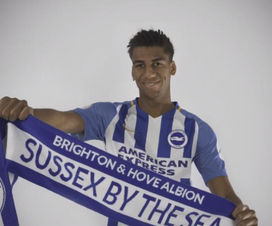 Bernardo Fernandes ficha por el Brighton. Brighton