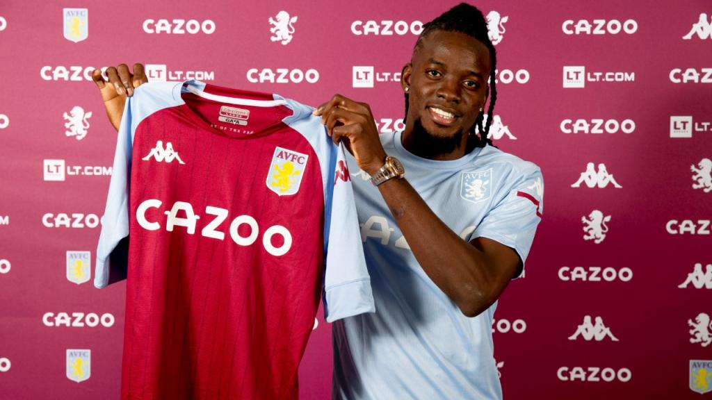 Bertrand Traoré file en Premier League — Officiel