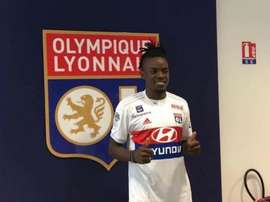 Bertrand Traore is rumoured to have a buy-back clause in his Lyon contract. TwitterOL