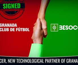 BeSoccer, new technological partner of Granada CF. BeSoccer