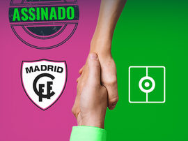BeSoccer assina contrato com o Madrid CFF. BeSoccer