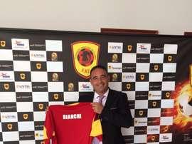 Beto Bianchi tratará de hacer de Angola una gran selección. BetoBianchi