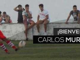 Bienvenida del Alfaro a Carlos Murillo. CDAlfaro