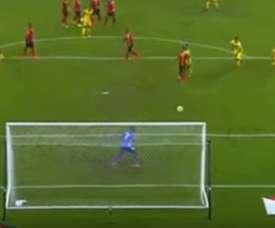 Bissouma se despidió a lo grande de la Copa África. Youtube