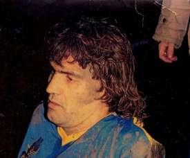 Blas Guinta, de Boca Juniors. Twitter