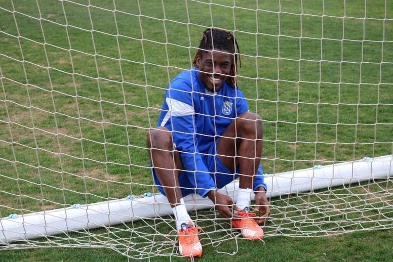 Boateng volvió a marcar y a resultar determinante. UDMelilla