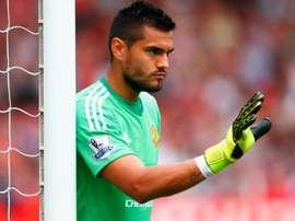 Could Sergio Romero replace David de Gea in goal? ManUtd