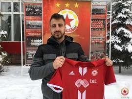El CSKA Sofia se hace con un defensor de garantías. CSKAS