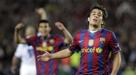 Bojan recruterait Iniesta avant Messi. EFE