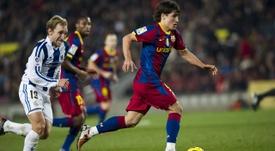 Henry va retrouver Bojan. FCBarcelona