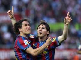 Bojan explica su calvario. FCBarcelona