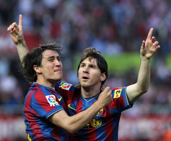 Bojan habla en la BBC sobre lo de ser el nuevo Messi. FCBarcelona