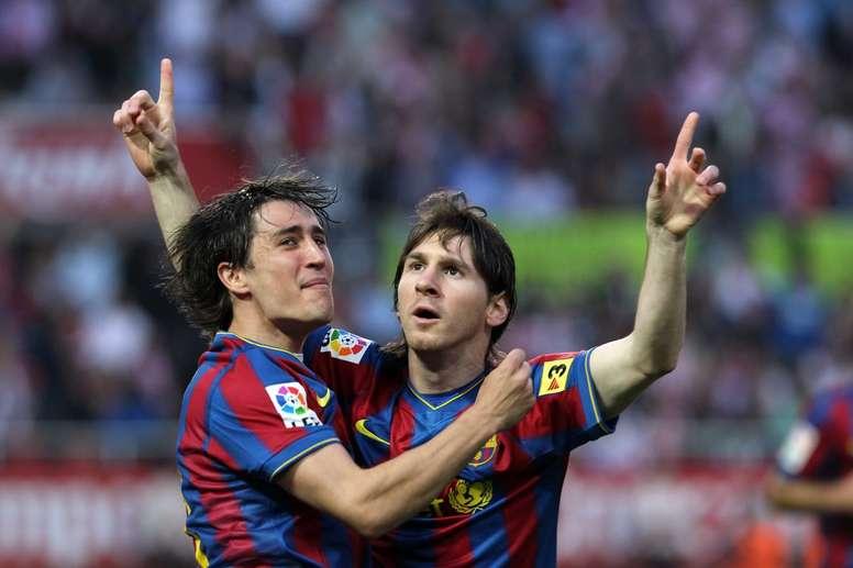 Bojan podría pegar el salto a la MLS. FCBarcelona