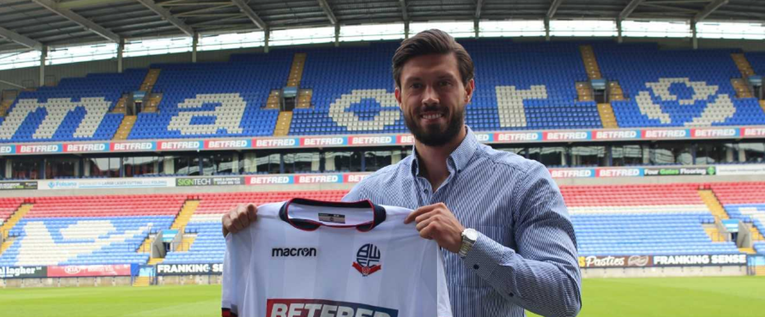 Bolton have confirmed the signing of Jason Lowe. BoltonWanderersFC