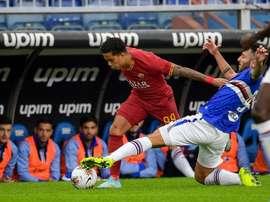 Le formazioni ufficiali di Lecce-Sampdoria.ASRoma