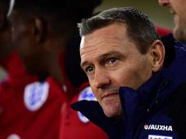 Aidy Boothroyd was not happy with his side's perfromance. TheFA