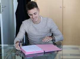 Bordeaux a officialisé ce jeudi l'arrivée de Mancini. GirondinsBordeaux