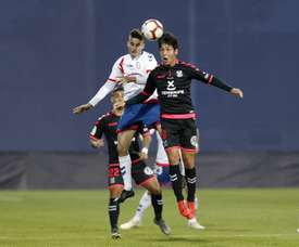 El jugador del Tenerife sufrió una fractura en el peroné. LaLiga