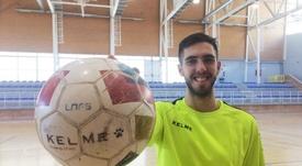 Borja Puerta y una gran historia de superación. Twitter/fsalagarcia