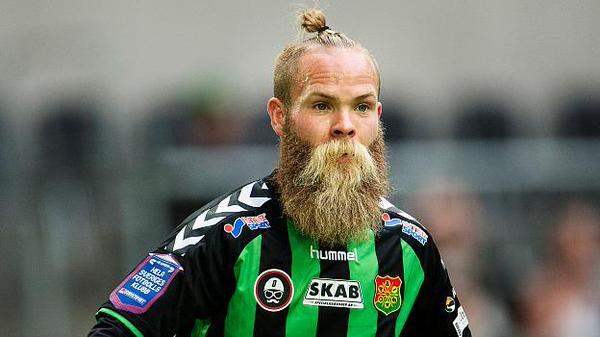 Börkur, el representante de los 'hipster' en el fútbol. Twitter