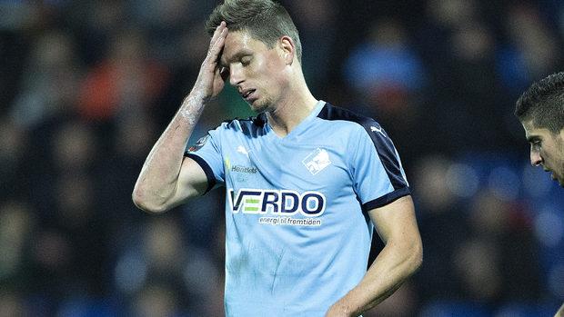 Borring ha acabado rescindiendo el contrato con su equipo tras la infidelidad de su mujer. RandersFC