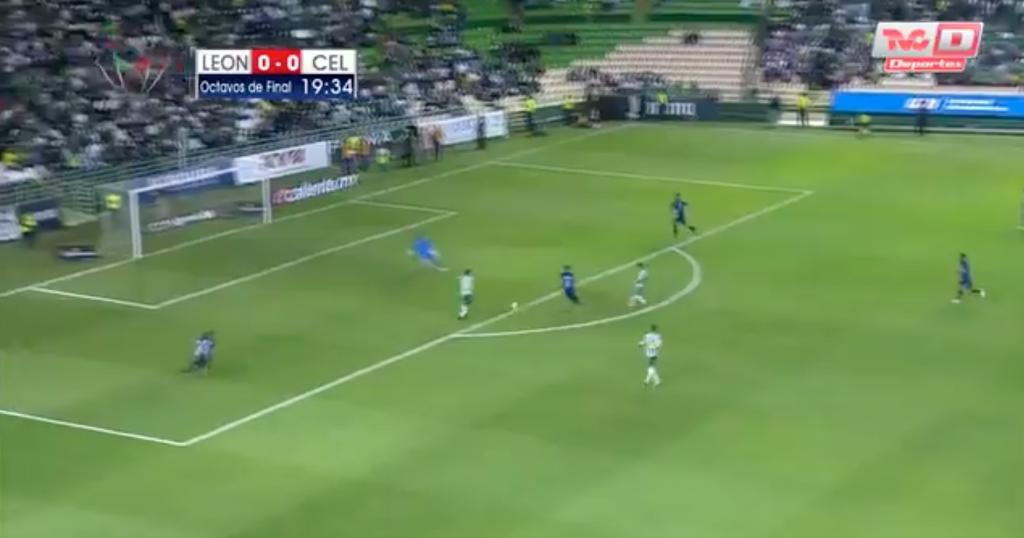 León vs Celaya, Copa MX 2018 — Transmisión en vivo